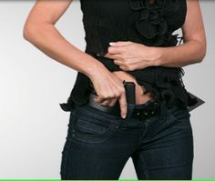 CCW Style: Sticky Holsters Concealed Carry Holster Product Review (VIDEO)