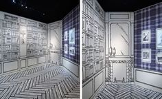 Chanel's new haute-tech exhibition Mademoiselle Privé opens at London's Saatchi Gallery | Fashion | Wallpaper* Magazine