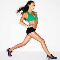 Lose leg fat fitness