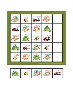 Simple sudoku - by Autismespektrum