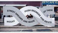 For the international art festival De Wereld van Witte de With we created an…