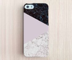 iPhone 6 Case, iPhone 6 Plus Case, iPhone 5S Case, iPhone 5, iPhone 5C Case, iPhone 4S Case, iPhone 4 Case - Marble Color Block Pink Grey by ARTICECASE on Etsy https://www.etsy.com/listing/204691363/iphone-6-case-iphone-6-plus-case-iphone