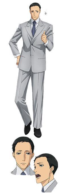 CHARACTER   TVアニメ『ジョーカー・ゲーム』公式サイト