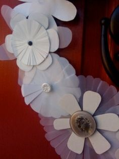 Recycled Spring Wreath - Think Crafts by CreateForLess