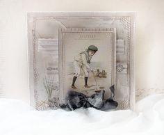 A little boy - Shoreline Treasures ~ Pion Design