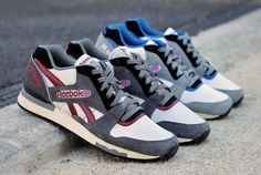 f16c97853e18 #reebok GL 6000 #Sneakers Types Of Shoes, Basketball Shoes, Shoes Sneakers,