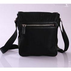 replica prada handbags china - PRADA MESSENGER BAG BLACK VA0400 | Prada Mens | Pinterest ...