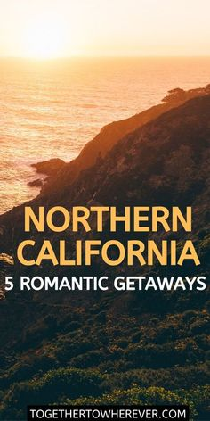 Find our where you can go for a romantic getaway to enjoy wine, train ride, relaxation and ocean views. Click to see all the details for a great time in Northern California. #California #Romantic #Travel Usa Travel Guide, Travel Usa, Travel Tips, Canada Travel, Travel Ideas, Travel Inspiration, Northern California Travel, California California, Romantic Getaways