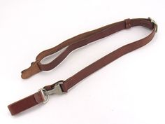 German WWII Sword Hanger Leather Over the Shoulder Wehrmacht Brown Shirts SA