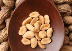 Looking for the perfect low sodium snack? Try salted peanuts…