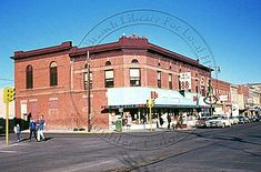 88 cent store - changed from Aber's to Rocky Mountain Records by the time the mall was built - Shpping in Boulder, CO