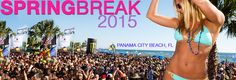 Ready to party at the beach? Book your Spring Break hotel or condo now while they are still available at www.travelintoucan.com