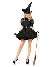 Bewitched Adult Womens Costume