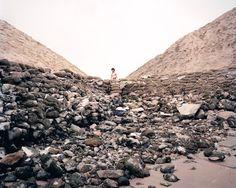 """Fotografia da série """"Coastline"""", de Zhang Xiao. Veja mais em: http://www.jornaldafotografia.com.br/noticias/fotografias-da-china-e-fotografos-chineses-para-celebrar-o-ano-novo-chines/"""