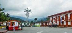 Pueblo de Salento en Colombia. Un pueblo de mil colores.  Mi viaje por el mundo como mochilero.  http://aristofennes.com/