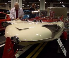 Old Boats With Fins | ... in fifty's fiberglass boats with fins - Page 5 - THE H.A.M.B