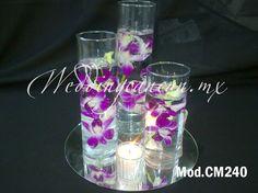 #fyusha dendrobium orchids #wedding #centerpiece