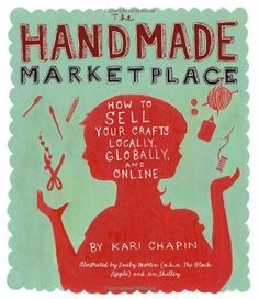 News The Handmade Marketplace: How to Sell Your Crafts Locally, Globally, and On-Line   buy now     $14.95 Turn your craft into a successful business! Even the most expert crafters may find it challenging to market and sell their war... http://showbizlikes.com/the-handmade-marketplace-how-to-sell-your-crafts-locally-globally-and-on-line/