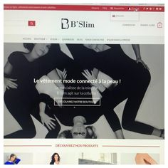 New Website !!! Available in English! Check this out on www.bslim-touch.com #bslimtouch #website #fashion #shaper #anticellulite #bodycare