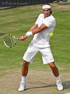 Rafael Nadal @ Wimbeldon