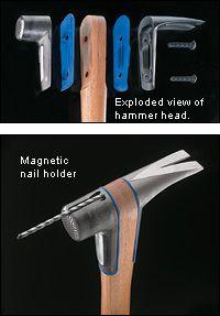 Interesting hammer design