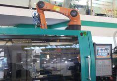 Modtech Machine Tending - Plastic Applications