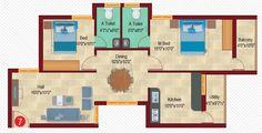Sanshray Phase 2 - Sree Daksha Property Developers India Pvt Ltd - Vadavalli, Coimbatore - 2, 3 BHK Residential Apartments | MagicBricks