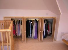 Loft Conversions - Storage- Roof Rooms
