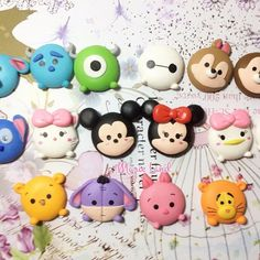 229 mentions J& 9 commentaires - Embellishment Airdry Clay Doll (Marie Landwermeyer. - ツ Polymer clay miniatures Polymer Clay Disney, Cute Polymer Clay, Cute Clay, Polymer Clay Miniatures, Fimo Clay, Polymer Clay Crafts, Clay Monsters, Diy Magnets, Tsumtsum