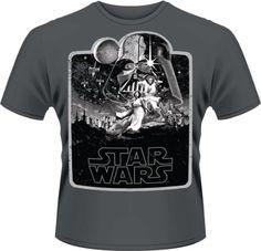 Plastichead - Camiseta para hombre, color gris, talla l #camiseta #friki #moda #regalo