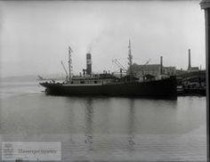 D/S Jadarland ved Stavanger Støberi & Dok, Lervig, fra nordvest Stavanger, Sailing Ships, Boat, Dinghy, Boats, Sailboat, Tall Ships, Ship