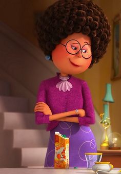 The Lorax - Ted's Mom (Jenny Slate)