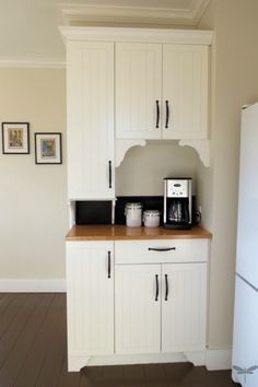 Great tips to update old cabinets -