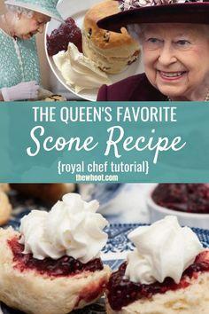 Baking Recipes, Dessert Recipes, Desserts, Scone Recipes, Uk Recipes, Bread Recipes, English Scones, Best English Scone Recipe, Best Scone Recipe