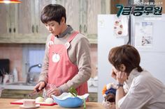 Joo Won moved Choi Kang Hee's heart with his culinary skills in a romantic date | Joowonies Pyong