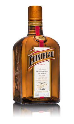 Ancienne étiquette boisson Alcool Bitter  Or Orange