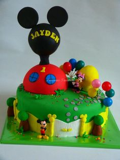 Mickey Mouse clubhouse -♥♥-Mickey and Mini