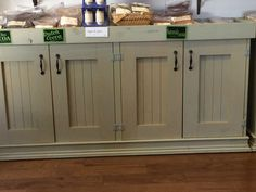 savory spice shop cabinets view 3
