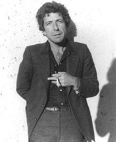 Leonard Cohen. Premio Príncipe de Asturias de las Letras 2011