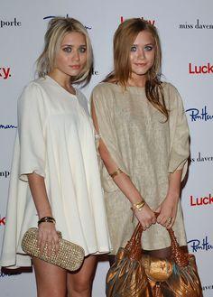 Fashion Icons: Mary Kate & Ashley Olsen « Jules' Way Mary Kate Ashley, Mary Kate Olsen, Ashley Olsen, Love Fashion, Fashion Beauty, Womens Fashion, Celebrity Pictures, Celebrity Style, Olsen Twins Style