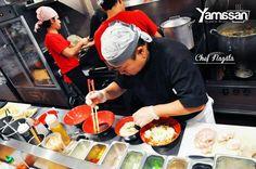 El chef Nagata de Yamasan Ramen House y su anatomía del ramen perfecto