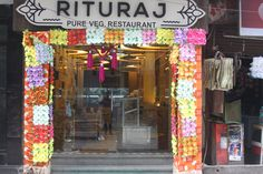 A spot in hustle bustle of the city  Delhi the city of love and luxury and we are there With the food and snacks All is loved and delectable Rituraj Restaurant....