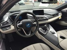 BMW - i8 .... not a beamer person but I'll take this beauty