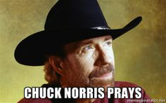 """Carlos Ray """"Chuck"""" Norris is a devout Christian and political conservative."""