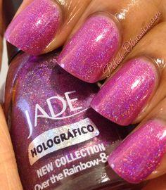 Jade Holografico - Over the Rainbow