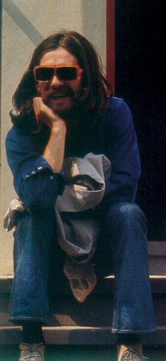 "Laurent The Walrus on Twitter: ""#GeorgeHarrison before crossing Abbey Road, 8th August 1969 #TheBeatles… """