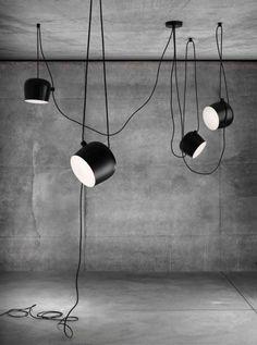 Aim Lamp by Ronan & Erwan Bouroullec for Flos