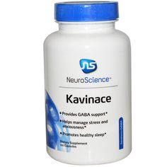 iHerb.com - Customer Reviews -NeuroScience, Inc., Kavinace, 120 Capsules