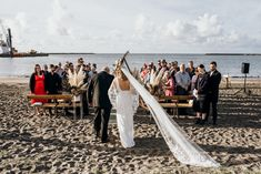 The autumnal toned florals were perfect in the late afternoon light & Lesa & Josh's beachside ceremony was idyllic. Lola Hair, Plymouth, Wedding Season, Victoria, The Incredibles, Weddings, Pictures, Photography, Photos