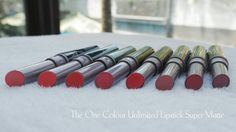 The One Colour Unlimited Lipstick Super Matte
